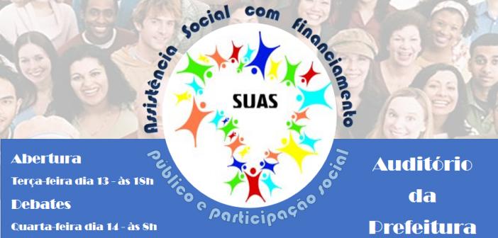 Brasil Novo Realiza II Conferência de Assistência Social