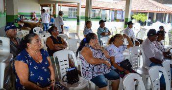 Idosos do Centro de convivência se organizam para participar da Conferência de Assistência Social