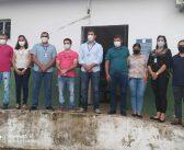 Munícipio de Brasil Novo recebe EPI´S da Sespa para combate ao coronavírus.