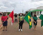 Brasil Novo abre as comemorações da Semana Da Pátria!